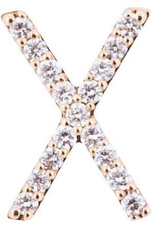ALINKA Women Earrings - ID diamond stud earring - Metallic