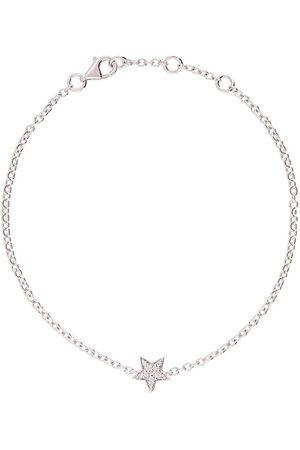 ALINKA Women Bracelets - 18kt white gold STASIA MINI Star diamond bracelet - Metallic