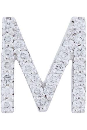 ALINKA 18kt white gold ID diamond stud earring - Metallic