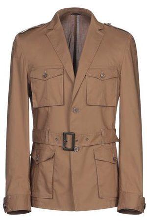 GREY DANIELE ALESSANDRINI Men Blazers - COATS & JACKETS - Jackets