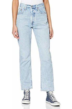 Levi's Ladies 501 Crop Boyfriend Jeans