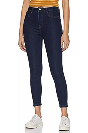 ONLY Damen Onlfhi-Rise Life Box Mah Skinny Jeans