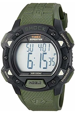 Timex Men's Digital Quartz Watch with Resin Strap TW4B093009J