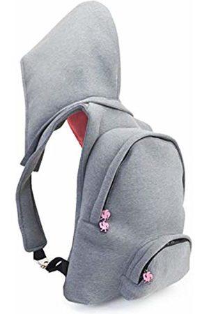 Morikukko Unisex-Adult Hooded Backpack Neon Backpack ( Neon )