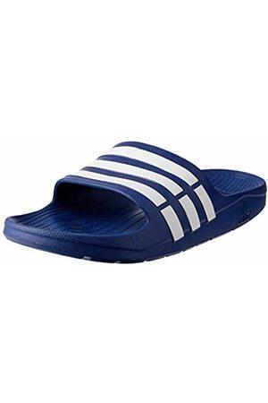 adidas Unisex Adult Duramo Slide Open Toe Sandals, (True / /True )