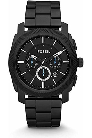 Fossil Men Watches - Mens Chronograph Quartz Watch with Stainless Steel Strap FS4552IE