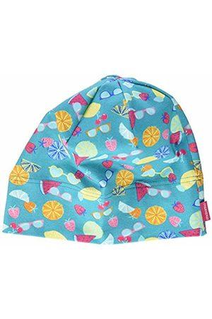 maximo Girls' Beanie Hat, (Bluebird/Gelb-Früchte 46)