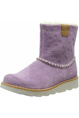 Clarks Girls' Crown Piper K Slouch Boots