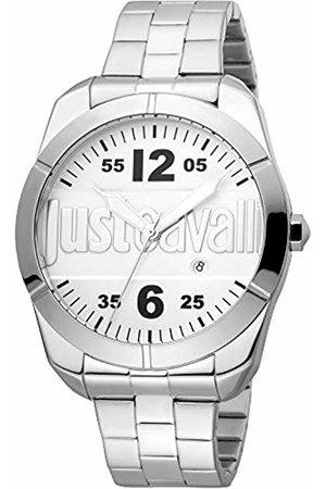 Roberto Cavalli JC Credo Watch JC1G106M0045 - Plated Stainless Steel Gents Quartz Analogue