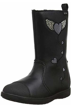 Garvalin Girls' 191623 Slouch Boots, (Negro (Sauvage) Paprika)