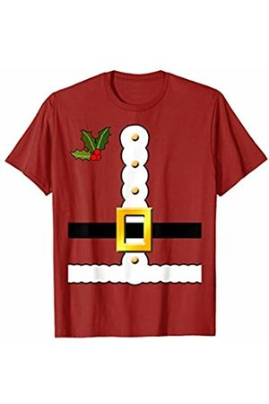 Santa Claus Costume Designs by Scarebaby Simple Santa Claus with Belt