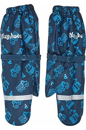 Playshoes Boy's Matschhandschuh mit Fleece-Futter Baustelle Gloves