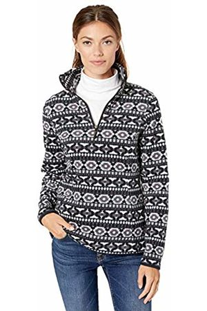 Amazon Quarter-zip Polar Fleece Jacket / Small Geo