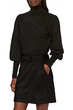Vero Moda Women's VMCHILI Faux Suede HW Short Skirt