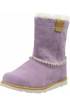 Clarks Girls' Crown Piper T Slouch Boots