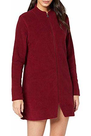 Lovable Women's Bordeaux Dressing Gown, 063