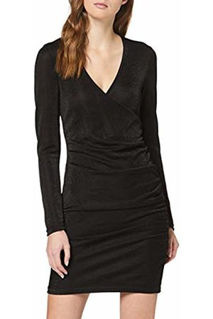 Vero Moda Women's Sweatshirt, Weiter Stehkragen, Raglanärmel Party Dress