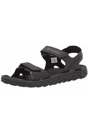 Columbia Men's Buxton 2 Strap Hiking Sandals, , Charcoal