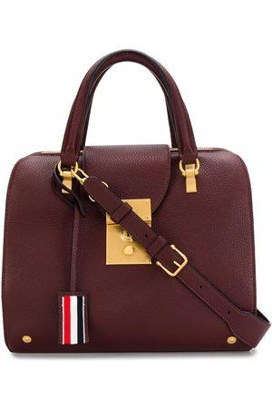 Thom Browne Women Shopper & Tote Bags - Mrs. Thom Jr. zip-top bag