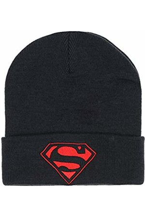 DC Men's Superman Mono Beanie