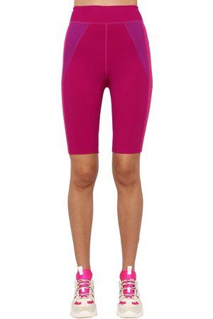 Isabel Marant Tech Biker Shorts