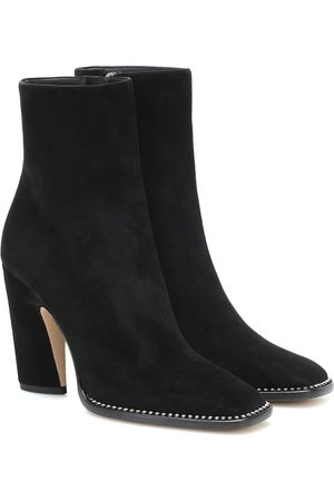 Jimmy choo Mavin 85 suede ankle boots