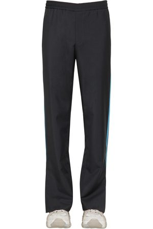VALENTINO Wool & Mohair Pants