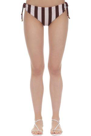 JOHANNA ORTIZ Alma Pacífica Lycra Bikini Bottoms