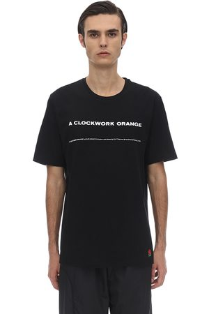 UNDERCOVER Printed Cotton Jersey T-shirt