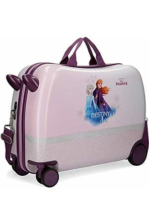 Disney Frozen Spirits of Nature Rolling Suitcase 2 multi-direction spinner wheels