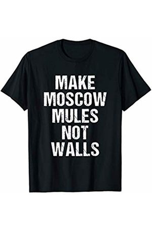 JuneThirtyCo. Never Trump Apparel Make moscow mules not walls - Never Trump