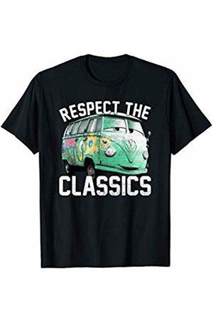 Disney Pixar Cars Fillmore Respect The Classics T-Shirt