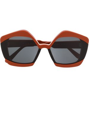 Marni Eyewear Oversized sunglasses