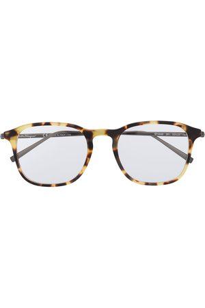 Salvatore Ferragamo Square frame glasses