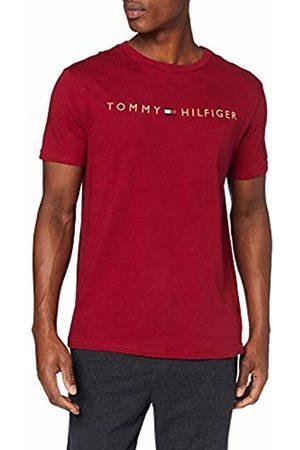 Tommy Hilfiger Men's Cn Ss Tee Logo Gold Thermal Set