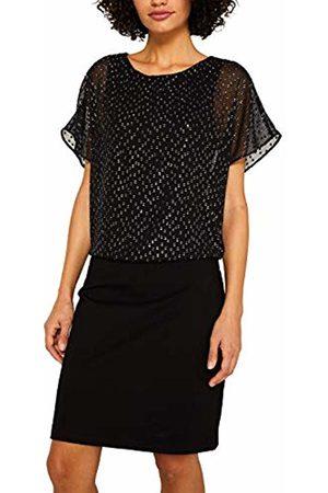Esprit Women's 119EE1E021 Party Dress, ( 001)