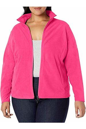 Amazon Plus Size Full-zip Polar Fleece Jacket
