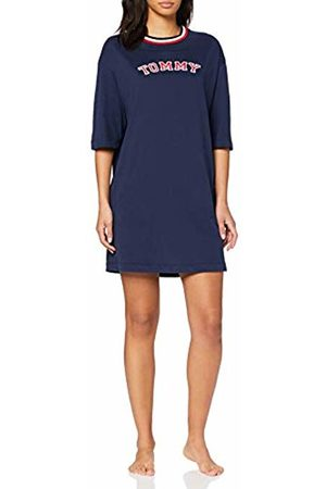 Tommy Hilfiger Women's Cn Dress Ls Onesie