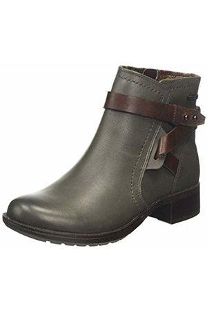 Rockport Women's Copley Waterproof Strap Boot Ankle ( 002)