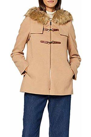 Springfield 6.t.trenca Hebillas Paño Jacket Women's 44 (Manufacturer's size:44)
