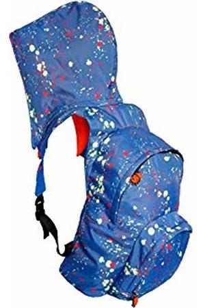 Morikukko Unisex-Adult Hooded Backpack Kool Drops Backpack (Kool Drops)