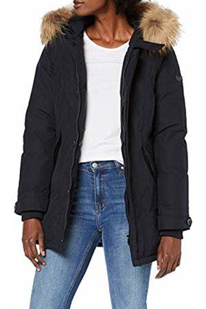 GAS Jeans Women's Holfrid S.t. Parka, (Navy 0194)