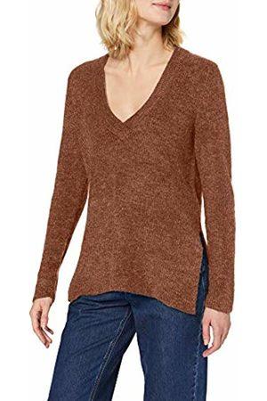 New Look Damen Regular Fit Pullover Marie Clean Block5875129