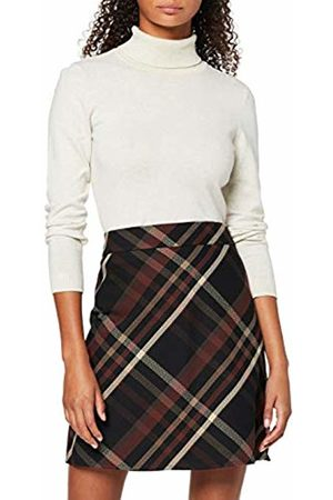 Dorothy Perkins Women's Bias Check Mini Skirt
