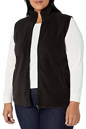 Amazon Plus Size Full-zip Polar Fleece Vest