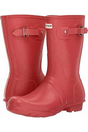 Hunter Original Short, Women's Wellington Boots, (Military )