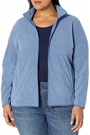 Amazon Plus Size Full-zip Polar Fleece Jacket Heather