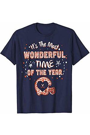 FanPrint Virginia Cavaliers Football Pattern - Apparel T-Shirt