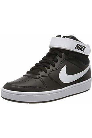 Nike Boys' Court Borough Mid 2 (gs) Basketball Shoes