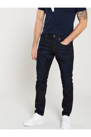 G-Star Men Tapered - 3301 Visor Tapered Fit Jeans - Blue